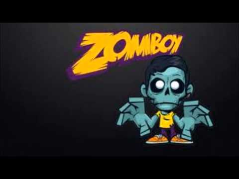 Zomboy - Nuclear (Hands Up) (Bass Boosted)