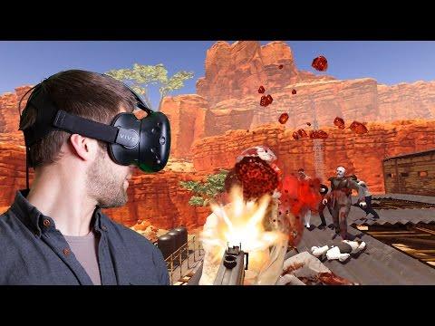 I BROKE 1000 KILLS in Arizona Sunshine   HTC Vive VR Gameplay  