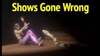 Shows Gone Wrong in Red Dead Redemption 2 (RDR2): All Theater Shows With Gaffes and Bloopers