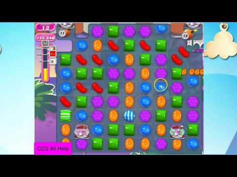 Candy Crush Saga Level 2128 NO BOOSTERS Cookie