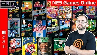 Playing Nes Games Online With The Nintendo Switch