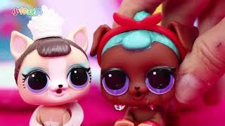 LOL驚喜娃娃出奇蛋之一起領養寵物吧!小伶玩具 | xiaoling toys