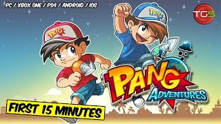 Pang Adventures (First 15 Minutes) - PC / PS4 / Xbox One / Android / iOS