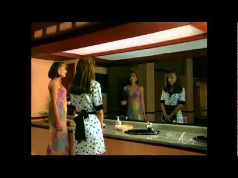 La usurpadora - Paulina y Paola 1