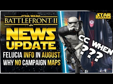 July Calendar When? Felucia Info In August, Campaign Maps   Star Wars  Battlefront 2 Update