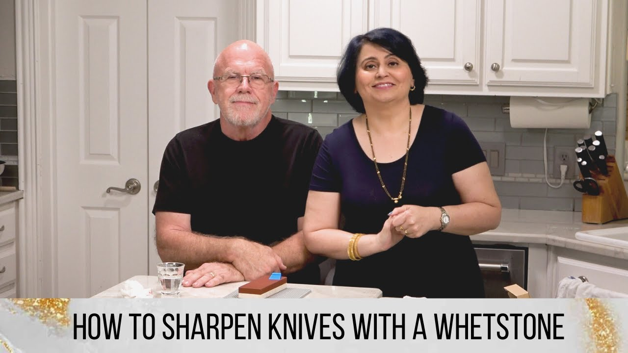 How To Use A Whetstone - Knife Sharpening Block
