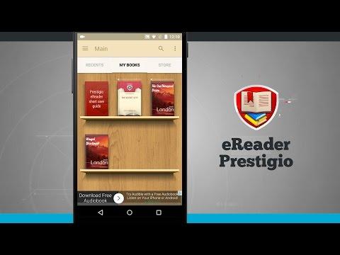 EReader Prestigio Android App Demo - State Of Tech
