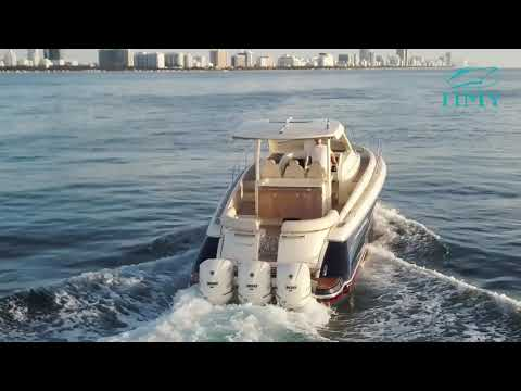 """2018 38' Chris-Craft Euro Launch """"Caprice"""" - For Sale with HMY Yachts"""