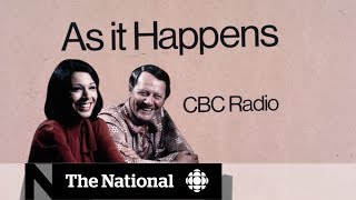 CBC Radio's 'As It Happens' turns 50