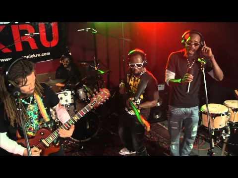 DUBTONIC KRU -  Studio City Sound LIVE!