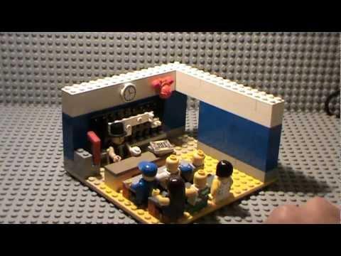 Lego School Classroom MOC (*Animation Comming Soon*) - YouTube