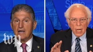 Manchin says he's a 'hard no' on $3.5 trillion economic package