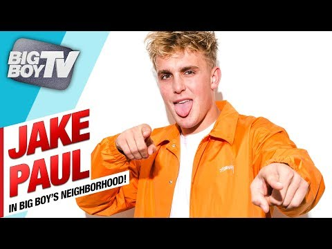 Jake Paul on Building His Empire, His Relationship & A Lot More!