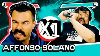 Vídeo - X1 | Affonso Solano