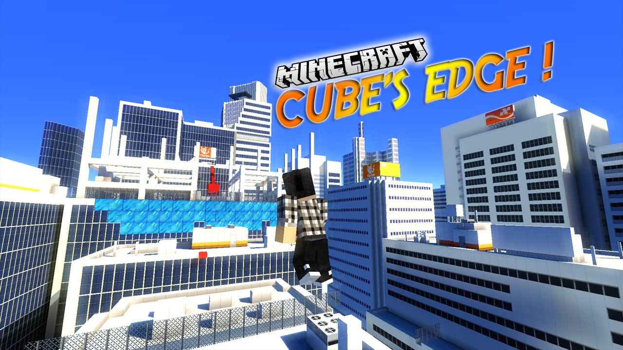 Мод cube s edge скачать