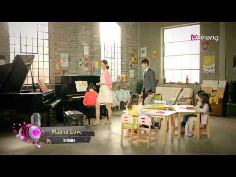 Pops in Seoul - Infinite (Man in Love) 인피니트 (Man In Love (남자가 사랑할 때))