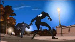 Spiderman - Monster