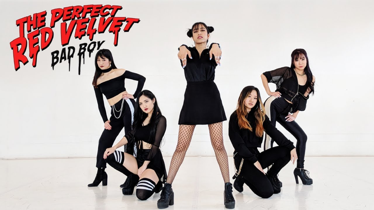 East2west Red Velvet 레드벨벳 Bad Boy Dance Cover Youtube
