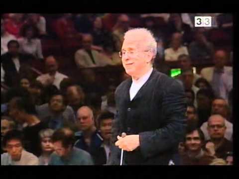 Falla. Three Cornered Hat. Barcelona Symphony Orchestra (OBC). Foster. Proms 2002