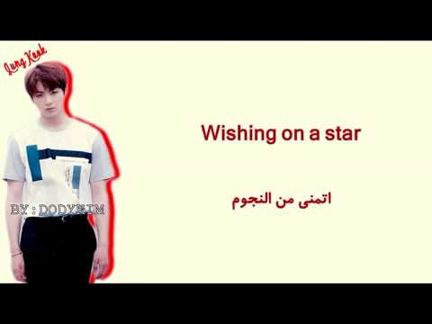 BTS || Wishing on a Star 'Jap Ver' (Arabic sub+نطق)