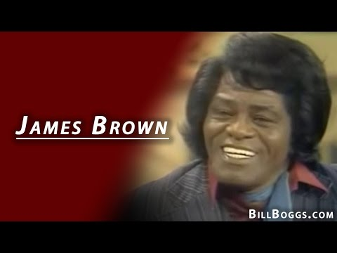 James Brown Interview with Bill Boggs