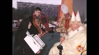 Homilia Jana Pawła II - Wrocław, 1 czerwca 1997 r.
