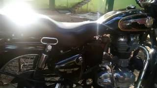 Gambar cover ROYAL ENFIELD STANDARD 350 UCE WITH MANUAL DECOMPRESSOR