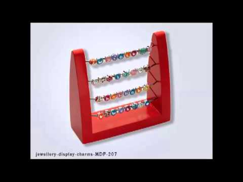 jewellery display charms MDF 207