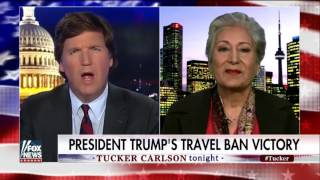 [ Tucker Porn ]   Muslim activist Why I agree with Trumps travel ban