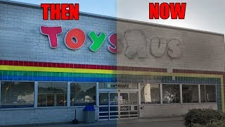 Abandoned Toys R Us   One Week After Closing Forever