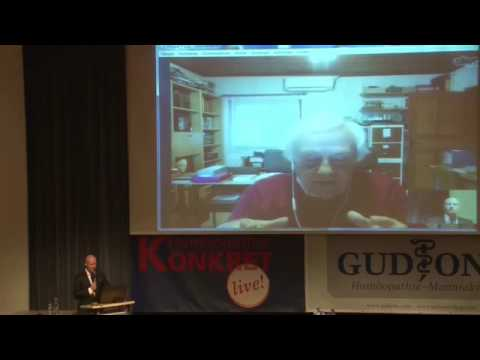 HK-113 Live Video-Interview mit Prof. George Vithoulkas zum Thema levels of health