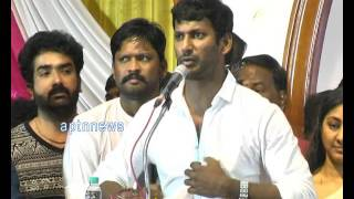 PRODUCER COUNCIL CONTRIBUTE TO FARMERS|ACTOR VISHAL|PRODUCER COUNCIL PRESIDENT
