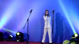 Данэлия Тулешова Send My Love Adele Cover Национальная премия Народный любимец 2017