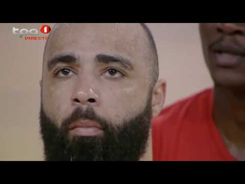 Angola x República Democrática do Congo -- Qualificadores Basquetbol Mundial 2019 -- JOGO COMPLETO