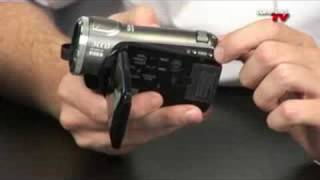 Panasonic HDC-SD9 High Definition 3CCD SD Card Camcorder