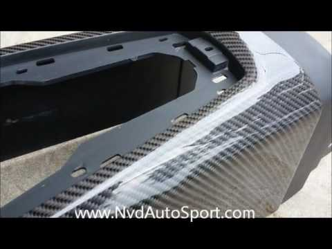 Bmw Z4 E85 E86 Carbon Fiber Interior Handbrake Console