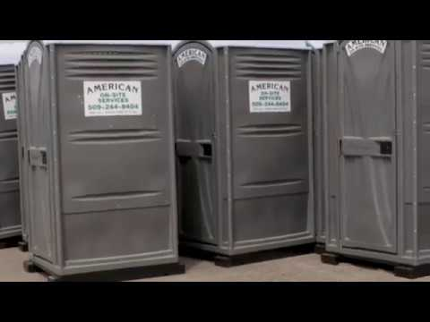 Porta Potty Rental in Spokane & Coeur… | American On-Site