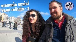Kırşehir Gezisi VLOG #BÖLÜM 2 | Sokak Röportajları ve Cacabey Gökbilimleri Medresesi