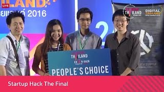 Startup Hack The Final