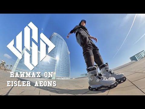 USD Aeon 60 Richie Eisler Pro Skates - Lomax' Raw Review