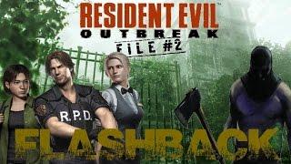 RESIDENT EVIL OUTBREAK FILE 2-FLASHBACK Y EL PRIMO DE JASON!!!