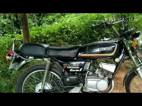 RX100 Yamaha  made in Japan
