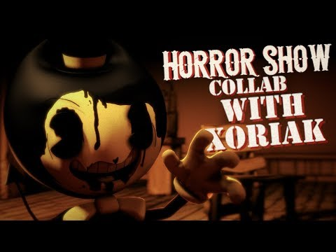 Horror Show by Komodo Chords (Remix by CG5) | Collab with Xoriak [Bendy SFM]