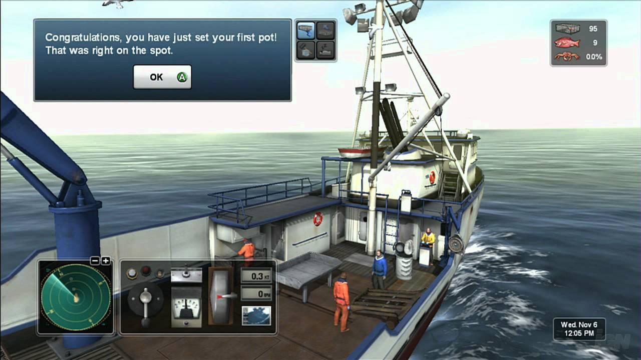 deadliest catch alaskan storm pc game download