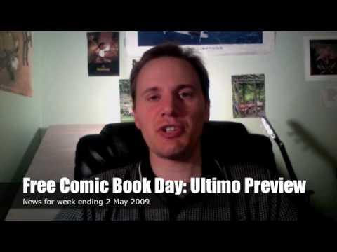 Anime & Manga News for week of 2 May 2009