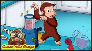 Curioso come George 🐵 L'ingrediente Segreto 🐵 Cartoni Animati per Bambini 🐵 Stagione 4
