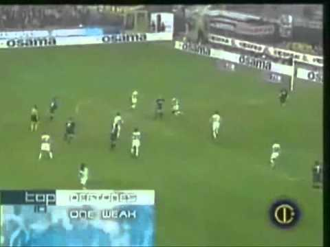 Clarence Seedorf - Part One - All Goals