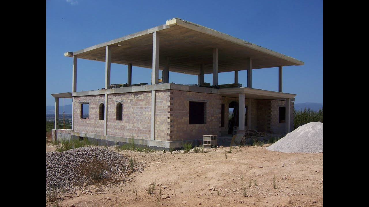 Construir una casa paso a paso sin haberlo hecho nunca for Construccion de casas paso a paso