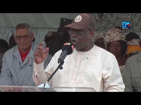 Présidentielle 2019 : Macky Sall : ''Ce que j'ai vu à Bignona …''