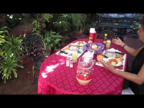 Hostel (Casa) La Cascada / Cuba / Cienfuegos / Breakfast